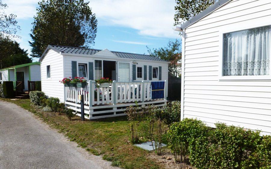 Mobile-home camping la guinguette Berck-sur-mer